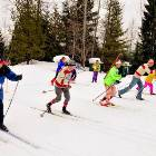 Lots of Family Fun with Local X-Country Skiing and Summer Running Groups and Events Throughout the Year. Get some Fresh Mtn Air!