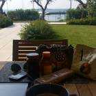 Breakfast with Lake View