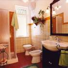Bathroom at Ground Floor Whit Shower - Basin - Bidet- Wc