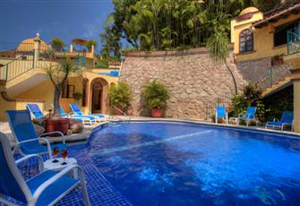 Beautiful Mexican Villa on