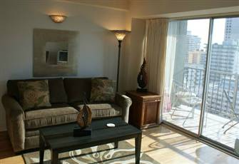Ocean View Apartment - Very Close to Waikiki Beach