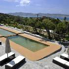 Stunning Pool and Sea View from Villa 1