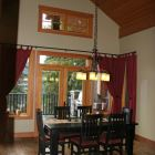 Dining Room-  Seats 10 with Ten Chairs and Two Table Extensions