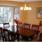 Dining Room with Amazing Views and Seating for 8