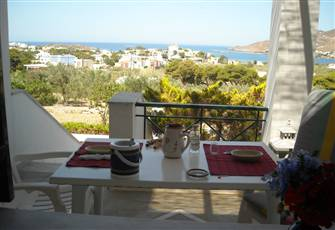 Luxury Apartment 68 Sq.M - Sea View - Syros Island