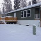 Our Winter Outside Views. Our Hideaway has Ample Room for Bbq's on our Large Deck