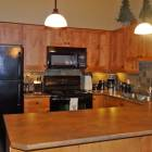 Fully Equipped Kitchen Including Full Range and Dishwasher; Heated Floors