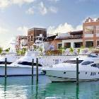 Cap Cana Marina and Aquamarina Buildings