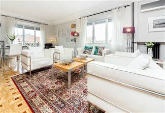 Elegant Executive Apartment near bernabéu Stadium.  Free Wifi!
