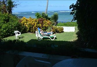 Our Beautiful 3+Bedroom Casa is Right on the Ocean.  You Can't Get any Closer