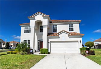 Windsor Hills Luxury Villa 6 Bed/4 Bath 5 Minutes from Disney Attractions