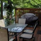 Back Deck - Great for your Family Barbeque - Table Seating for Six