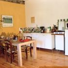Cottage Kitchen with Own Dining Table and Fully Equipped