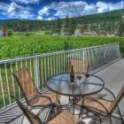 Enjoy some Vino on one of the Three Decks Overlooking our Beautiful Vineyard!