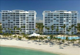 Spectacular Beach Front Condo in Dominican Republic Juan Dolio