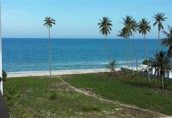 Secret Paradise Khanom Thailand. 80 Sqm 1 Bedroom Apartment on the Beach