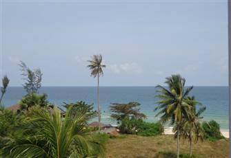 Secret Paradise Khanom Thailand. 108 Sqm 2 Bedroom Apartment on the Beach Whit G