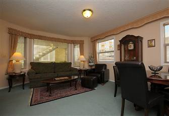 Well Appointed Suite with Large Deck