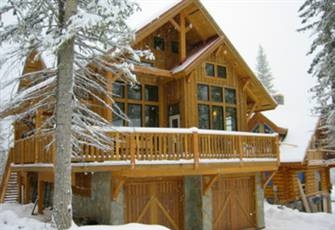 Kicking Horse Resort Ski-in / Ski-out Mountain Lodge