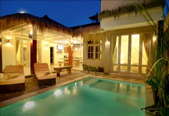4 Bedroom Private Pool Villa in the Heart of Seminyak