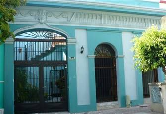 Apartment in 19th Century Heritage Home in Mazatlan's Historic Center