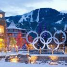 Whistler Hosted the World during the 2010 Winter Olympic Games.