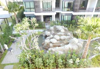 Luxury 1 Bedroom Condo at