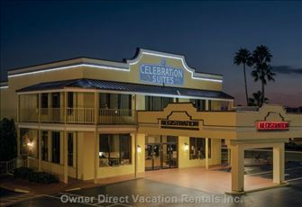 Celebration Suites at Old Town