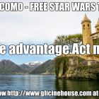 Free Star Wars Tour. Take Advantage Now