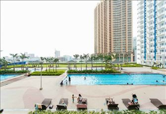 Sm Light Residences - Pools