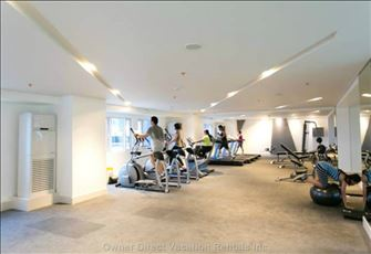 Sm Light Residences - Fitness Room