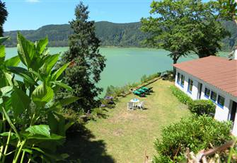 Nature Refuge over Furnas Lake (S. Miguel, Azores)
