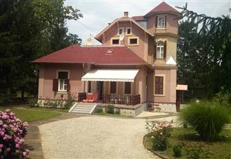 Villa in the Centre of Balatonfoldvar