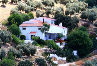 Spanish Cortijo in the Heart of Andalucia