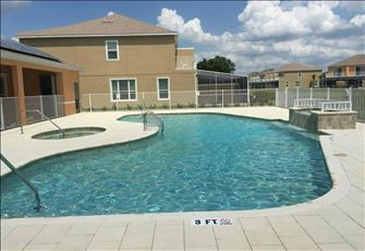 Serenity Townhomes Shared Pool