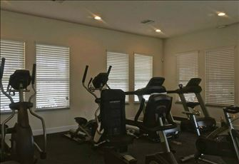 Serenity Townhomes Fitness Room