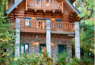 A Rustic Vacation Home with Modern Charm/Private Outdoor Hot Tub. Now has Wifi!!