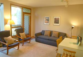Ground Floor Condo - Sleeps 4 - Close to Community Amenities!