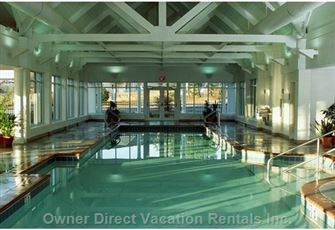 Williamsburg Planation - Indoor Pool Area