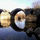The Roman Bridge by the River Heraut is Only 5mn Walk.