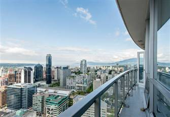 Sub-Penthouse $Million Views - 2br 2bt +Den, Solarium, Patio - Modern, Luxurious