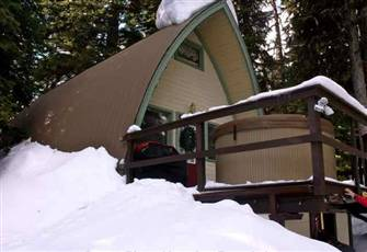 Private Yet Convenient Ski in/Ski out Chalet