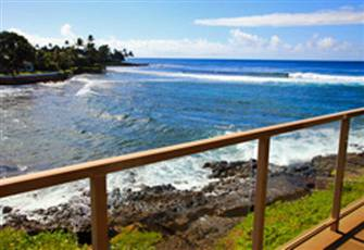 Kaua'i Dreams... Oceanfront Comfort in our South Shore Suite