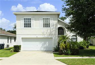 5 Bedroom Villa, 10 Minutes from Disney, Pet Friendly with Fenced in Backyard.