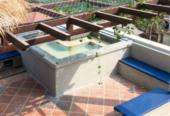 La Belle Residence - Hot Tub