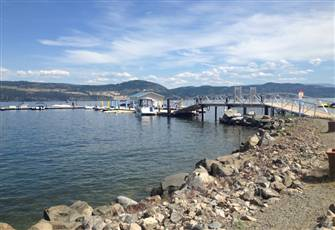 Beautiful Lake Okanagan Resort- Special Monthly Rates