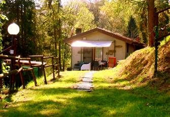 Romantic Chalet in the Countryside near Citta Alta Bergamo, Airport and Milan