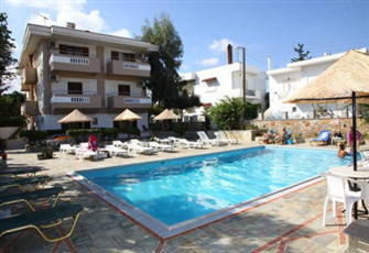 Family Apartments in Crete