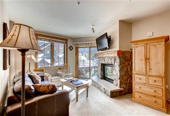 Keystone Family Zone - Luxurious River Run Condo with Mountain Views