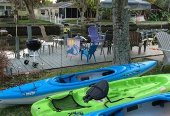 Mermaid Bungalow Kayaks & Bikes Included!